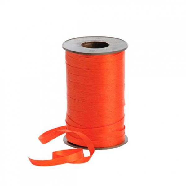 Polyband matt 7,5mm 180Meter orange