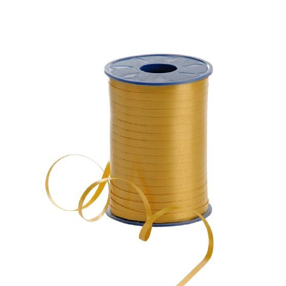 Polyband 5mm 500Meter gold