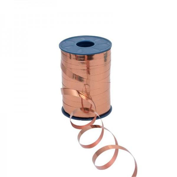Polyband metallic 10mm 250Meter kupfer